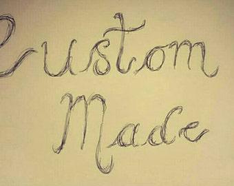 Custom made nails