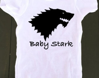 Game of thrones onesie - Personalized