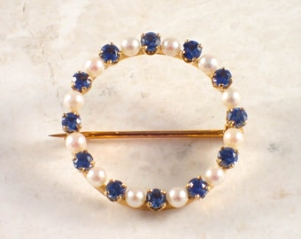 """Shop """"sapphire"""" in Brooches"""