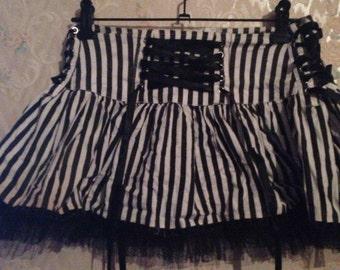 Lolita b&w skirt