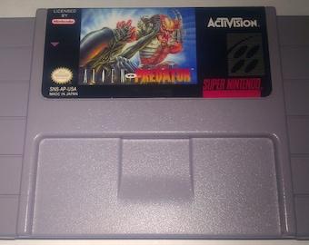 Alien vs. Predator SNES (NTSC-US)