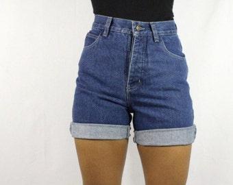 Amber High Waist Shorts