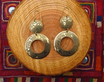 Earrings - Gypsy