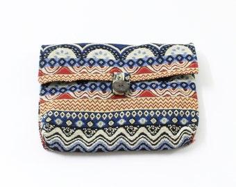 Brocade handbag - Handmade bag