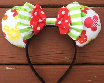 Fruit Mickey Ears