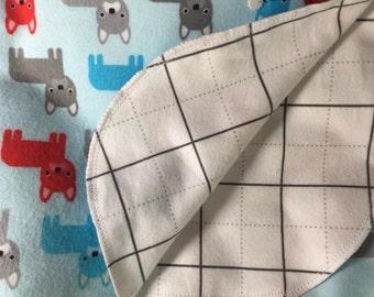 Baby, toddler blanket