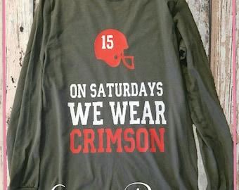 Alabama Game Day Shirt