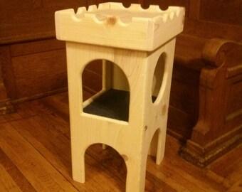 Bunny Rabbit Tower House