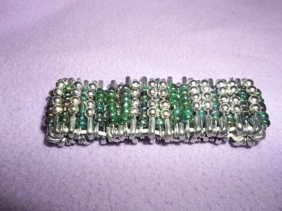 Safety Pin Bracelet Hand made