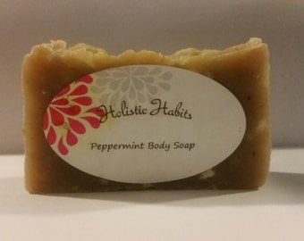 Peppermint Body Soap