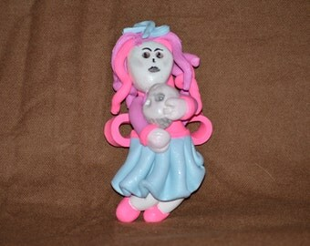 Polymer Ghost Doll