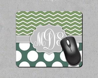 Mouse Pad, Personalized Mouse Pad, Personalized Mousepad, Monogrammed Mouse Pad, Monogrammed Mousepad, Custom Mouse Pad, Custom Mousepad