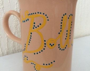 B*llocks mug