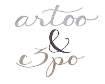 Artoo & C3PO
