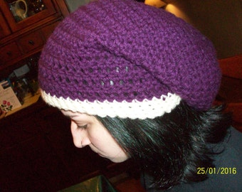 READY TO SHIP: Extra Slouchy Hat