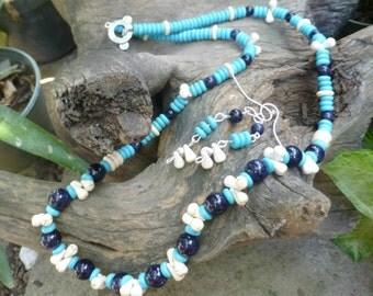 Seven Seas Necklace / Collar Siete Mares