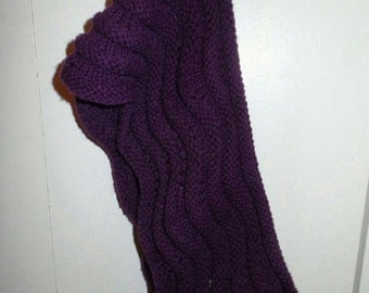 Wave cowl - made to order