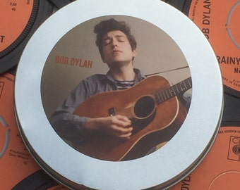 Bob Dylan coasters