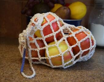 3 Handmade Produce Bags