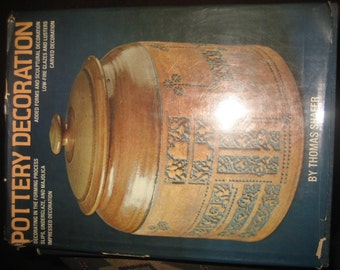 Pottery Decoration hardcover