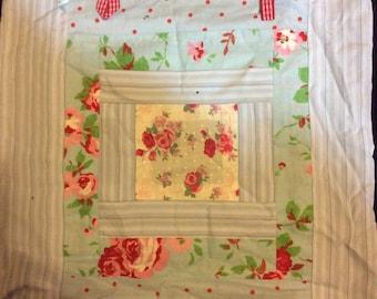Rosal de Maria - Handmade tote bag Autumn - Winter collection