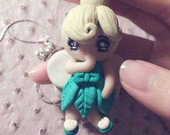 Forest Little Fairy Emily Necklace