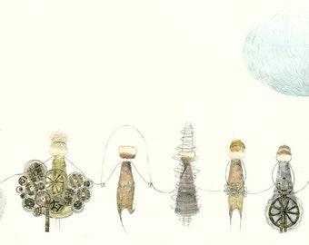 A3 PRINT A cloud factory