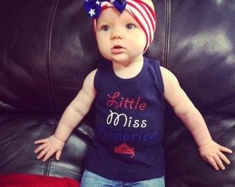 Little miss america tank