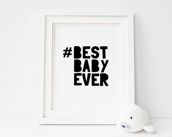 Hashtag wall art etsy for Bathroom design hashtags