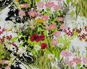 Art Gallery Fabrics Lavish Mother's Garden Light Fat Quarter