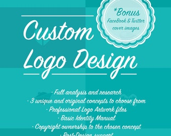 Logo | Logo Design | Custom Logo Design | Creative logo |  Logo Design Service | Business Logo