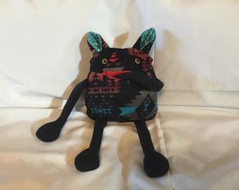 Gobble Monster Plush