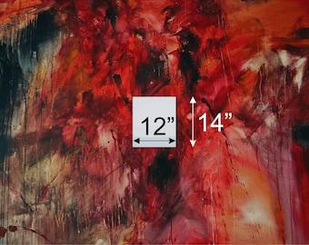 "Gallery Blank Stretched Art Canvas 14""x12"" (1'2""x1') 1.5"" Depth"