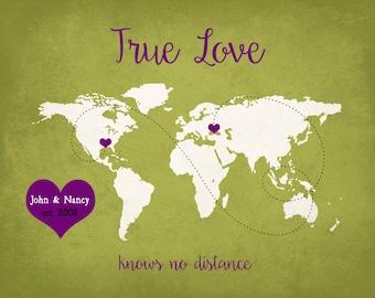 Love knows no miles | ...
