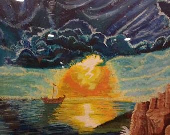 Sunset island lust