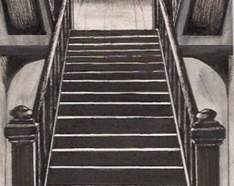 Staircase (PRINT)
