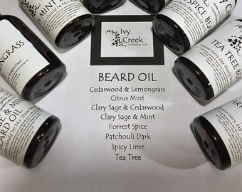 Beard Oil, Natural Oil, Natural Beard, Beard, Natural, Husband, Gifts for Him, Gifts for Dad, Manly, Man Smell