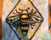 articles populaires correspondant tatouage abeille sur etsy. Black Bedroom Furniture Sets. Home Design Ideas