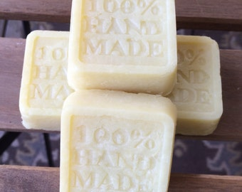 Lavender Rosemary & Patchouli Soap - Relaxing - Earthy