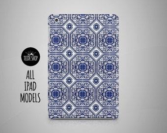 Blue Azulejos iPad Case Portugal iPad Mini Case iPad Mini 3 4 Cover iPad Cover iPad Air 2 Case iPad Sleeve Birthday Gift Idea iPad 3 4 Case
