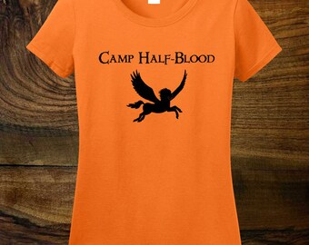 Camp Half Blood - Percy Jackson T-shirt, Long Island Sound shirt, Demi God, Birthday Gift , available for men's and women's  SM-00079