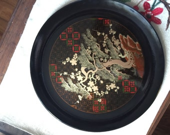 Vintage Otagiri Lacquerware