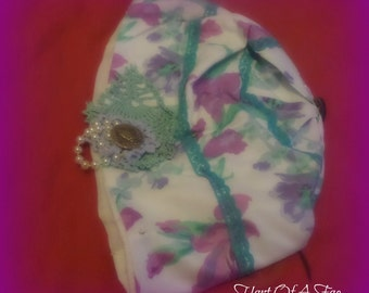 1920's style faery hat