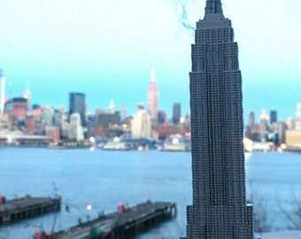 3D Empire State Building Model