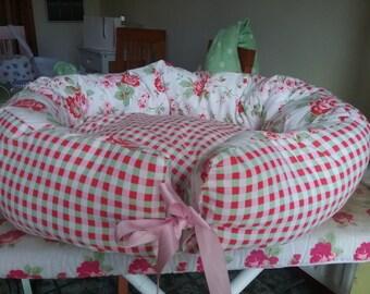 handmade pet bed