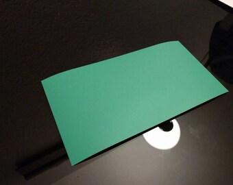 Avery Matte Emerald Green Vinyl Wrap , Matte Mint