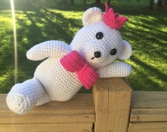 Lily the Polar Bear