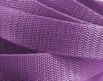 3 m belt bag belt 30 mm purple