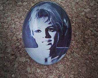 Edie Sedgwick ring