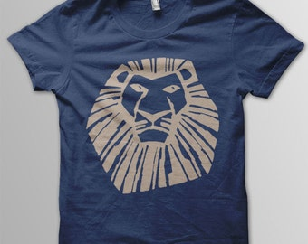 Lion King Simba Shirt Disney shirt adult Lion King shirt